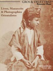Livres, Manuscrits & Photographies Orientalistes