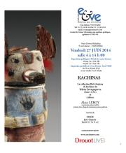 Collection dekachinas - Art AMERINDIENS PRECOLOMBIEN