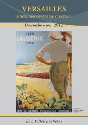 Algrie - 50 ans aprs objets - tableaux - affiches - documents
