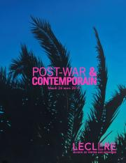 POST-WAR & CONTEMPORAIN