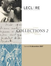 Collection 2 : Photographies Anciennes, Documents Autographes, Timbres, Monnaies