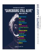 Exposition Roberto Battistini : « Gainsbourg Still alive »