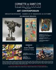 ART CONTEMPORAIN - Expositions du 21 au 24 octobre