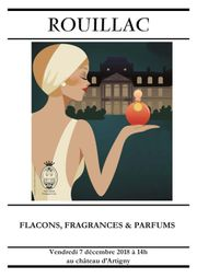 FLACONS, FRAGRANCES & PARFUMS