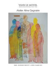 ATELIER ALINE GAGNAIRE ( 1911 - 1997 )