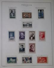 TIMBRES POSTE DE COLLECTION - CARTES POSTALES