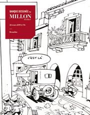 Millon Belgique<br>BANDES DESSINEES