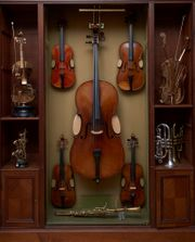 Univers de la musique<br>Collection Belge, Photographie de musicien, Estampes, Instruments.