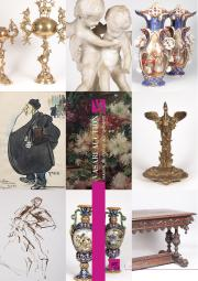VENTE ONLINE - ART & DECORATION IX - TABLEAUX - MEUBLES ET OBJETS D'ART Provenant de la Collection de Monsieur C. & à divers amateurs