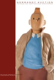 FIGURINES ET PERSONNAGES DE PARA-BD : COLLECTION D'UN AMATEUR...