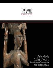 ARTS DE LA CÔTE D'IVOIRE <br>La collection d'un amateur<br>