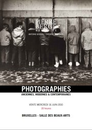 Photographies anciennes, modernes & contemporaines