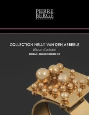 Collection Nelly Van den Abbeele - Bijoux d'artistes