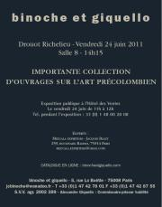 Documentation - Ouvrages sur l'art prcolombien