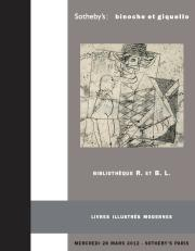 BIBLIOTHQUE  R. & B.L. - LIVRES ILLUSTRS MODERNES
