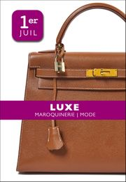 LUXE | MAROQUINERIE | MODE