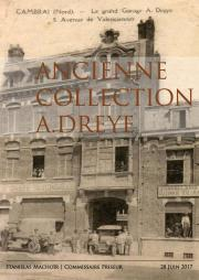 AUTOMOBILES & AUTOMOBILIA | ANCIENNE COLLECTION A. DREYE