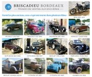 VEHICULES DE COLLECTION