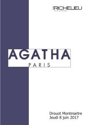DESTOCKAGE BIJOUX AGATHA