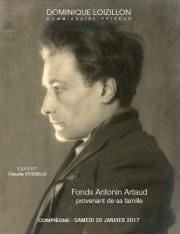 Fonds Antonin Artaud