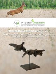 VENTE PUBLIQUE D'ART ANIMALIER
