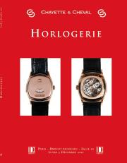 HORLOGERIE