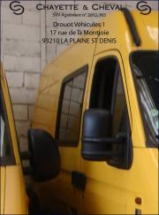VENTE VEHICULES DE LA POSTE