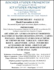 Meubles et objets d'art