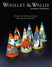 Clarice Cliff, art déco et design