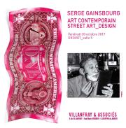 SERGE GAINSBOURG_ART CONTEMPORAIN_STREET ART_DESIGN_