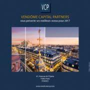 VENTE SUSPENDUE   Des 1080 parts sociales de 100€ chacune appartenant à la SA VENDÔME CAPITAL PARTNERS