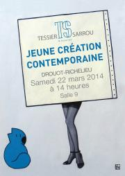 JEUNE CREATION CONTEMPORAINE