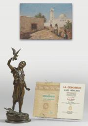 ARTS D'ORIENT ET ORIENTALISME - Collection G. Bouchereau