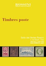 TIMBRES POSTE