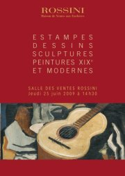 TABLEAUX MODERNES,DESSINS, SCULPTURES