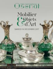 Mobilier, Objets d'Art, Luxe & Arts de la table