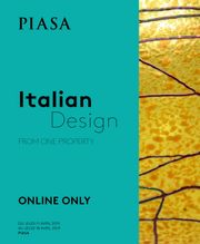 Italian Design from one property - Online Only