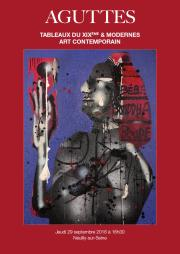 TABLEAUX MODERNES & ART CONTEMPORAIN