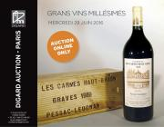 VENTE EXCLUSIVE WEB - VINS ET CHAMPAGNES - 29.06.16 -DIGARD AUCTION