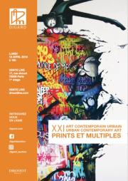 EDITIONS - PRINTS & MULTIPLES ART URBAIN