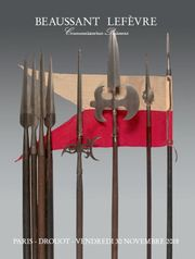 Collection de Miniatures  et Armes