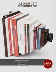 Livres de photographies
