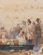 Dessins anciens & modernes - Salon du dessin