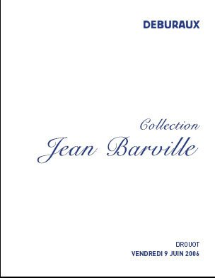 COLLECTION JEAN BARVILLE