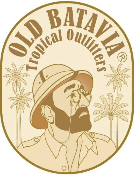 HOUSE of OLD BATAVIA<br> Maroquinerie de Luxe - Voyage