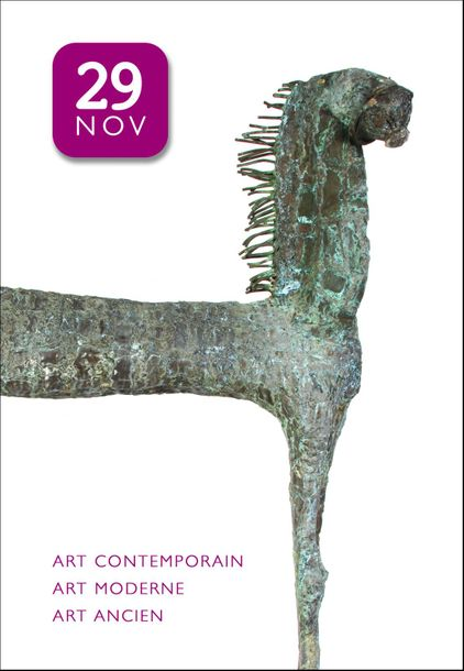 Art moderne & contemporain, art ancien