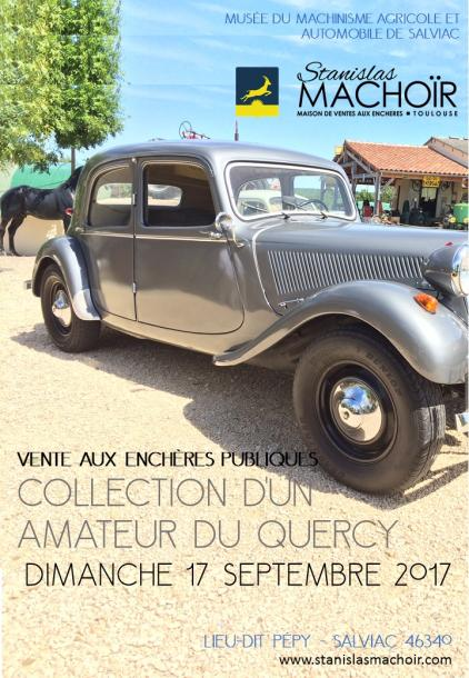 COLLECTION D'UN AMATEUR DU QUERCY : 75 LOTS