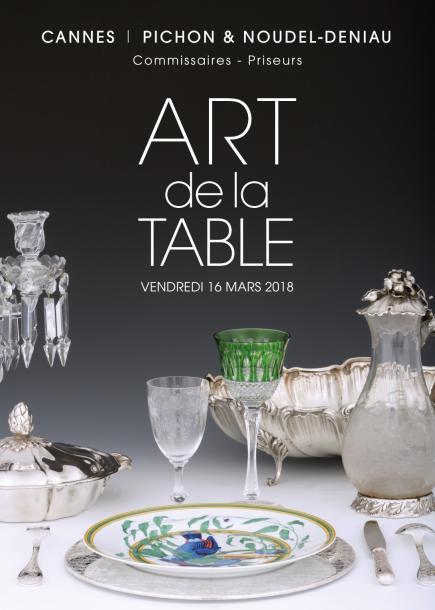 Art de la table 16