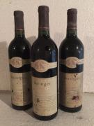 3 Blle BERINGER (Nappa Valley/Californie) 1985 - Belles