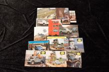 """Catalogues Land-Rover de 1949 à 1980""  Catalogues principalement en Anglais.   De..."